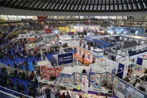 Sajam knjiga u Beogradu održava se tradicionalno krajem listopada.