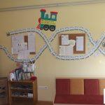Naša mala knjižnica, čitateljski vlakić