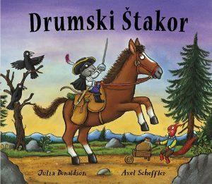 Drumski štakor, Julia Donaldson